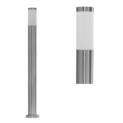 Садово-парковый светильник FERON DH022-1100 18W 230V E27 серебро