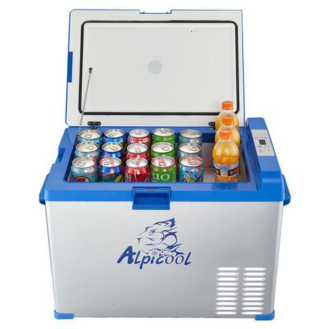 Компрессорный автохолодильник Alpicool A40 (40 л, 12/24/220)