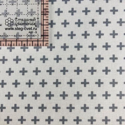 Ткань для пэчворка, хлопок 100% (арт. WF0311)