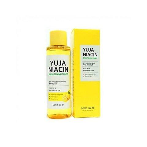 Yuja niacin brightening toner