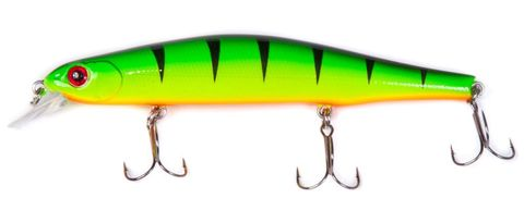 Воблер Fit Minnow 110SP (Original) 11 см, цвет 307, 16.5 г