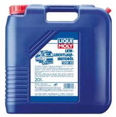 Синтетическое моторное масло LIQUI MOLY LKW-Langzeit-Motoroil 10W-40 Basic, 20 л