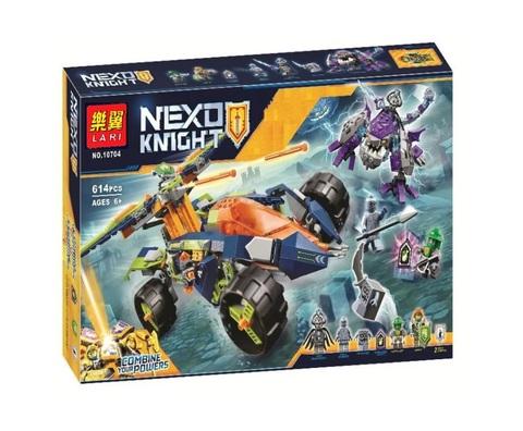 Конструктор Nexo Knight 10704 Вездеход Аарона