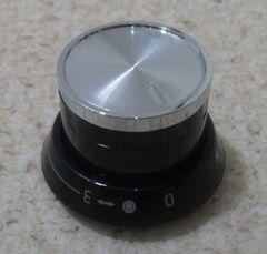 Ручка двухзонной конфорки плиты Beko 250316503