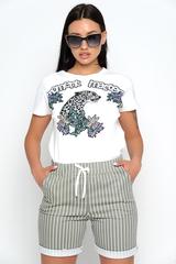 <p>Супер шорты на летние деньки! Талия на резинке, удобная посадка, функциональные карманы.&nbsp;</p>