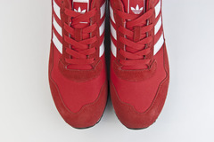 кроссовки Adidas ZX 500 new Red / White