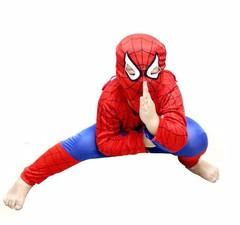 Детский костюм Человек паук в красном