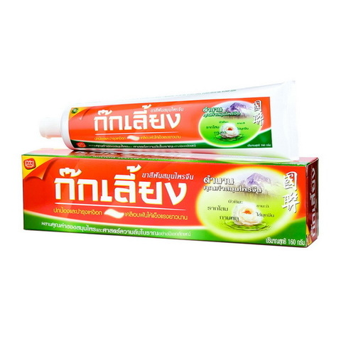 Kokliang Chinese herbal toothpaste 160gr
