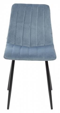Стул DUBLIN пудровый синий, велюр G108-56 М-City