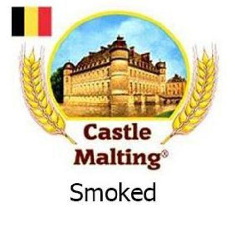 Солод для виски Castle Malting Шато Смоукт (копченый) Smoked