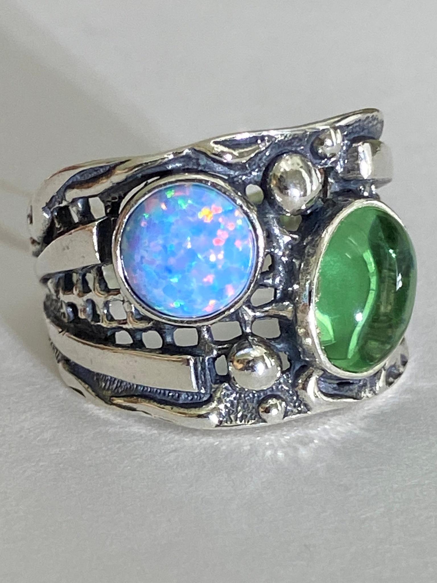 Элиас (кольцо из серебра)