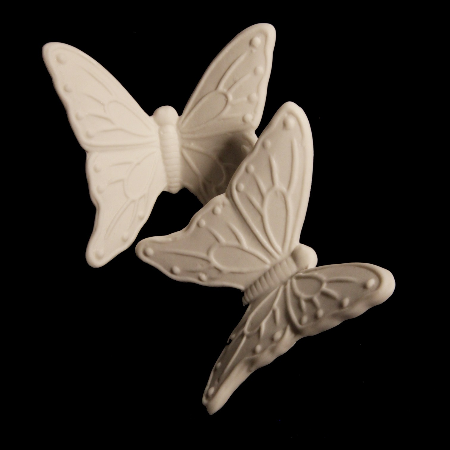 Бабочки + парфюм CLAIR DE LUNE MATHILDE M