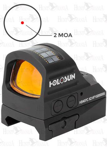 Holosun Open Reflex micro HS407C X2