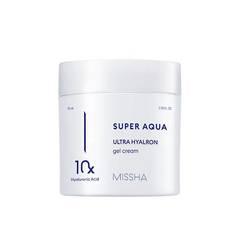 Увлажняющий гель-крем MISSHA Super Aqua Ultra Hyalron Gel Cream 70ml