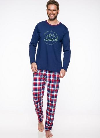 Пижама мужская со штанами TARO 2264 19/20 LEO
