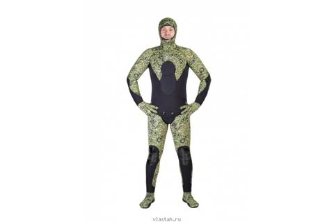 Гидрокостюм Scorpena C3 7 мм Green Camo – 88003332291 изображение 1