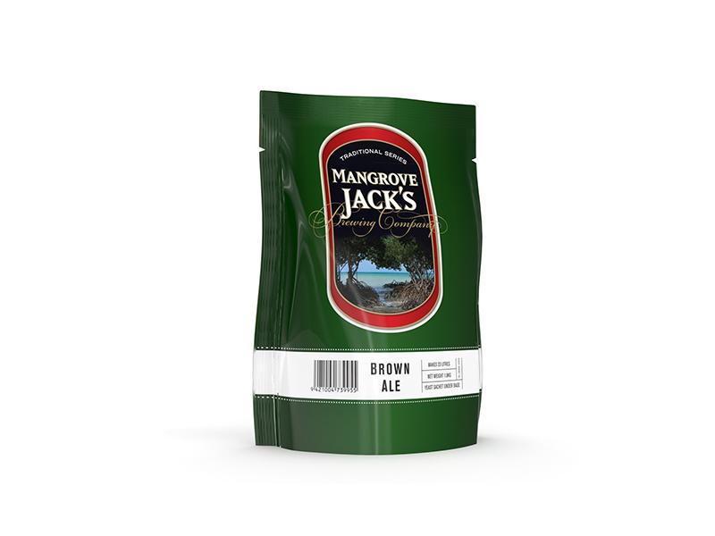Экстракты Пивная смесь Mangrove Jack's Traditional Series Brown Ale Pouch (1,8 кг) 9303_G_1460655116532.jpg