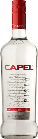 Водка Pisco Capel, 0.7 л