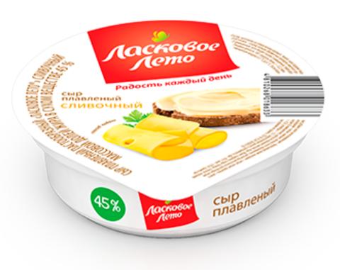 Сыр плавленый