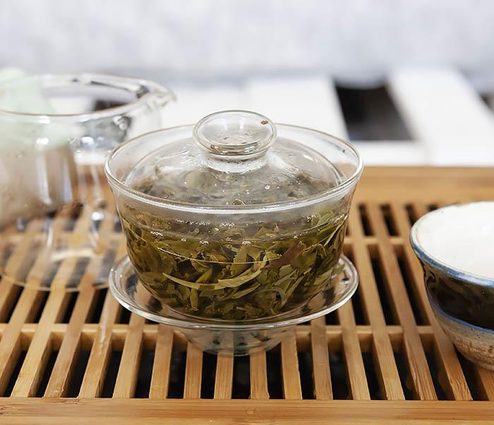 TEA-CH126 Китайский чай «Жасминовые Жемчужины Дракона» (Моли Лун Чжу, 50 гр) фото 17