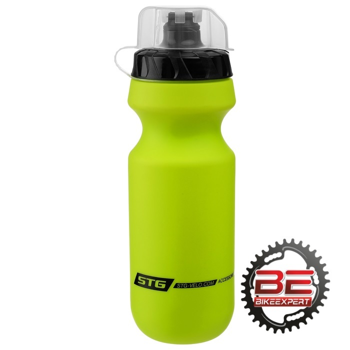 Фляга STG Bicycle Bottle 600мл зеленая