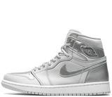 Кроссовки Nike Air Jordan 1 Retro Silver