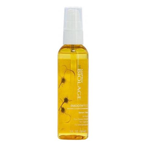 Matrix Biolage SmoothProof: Несмываемая сыворотка для гладкости волос с термозащитой (Smoothproof Serum), 89мл