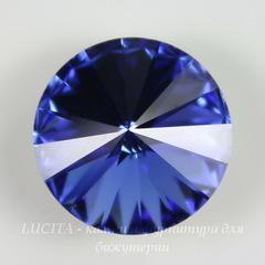 1122 Rivoli Ювелирные стразы Сваровски Sapphire (SS39) 8,16-8,41 мм