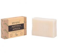 Натуральное мыло ручной работы Африка 100g, ТМ Levrana