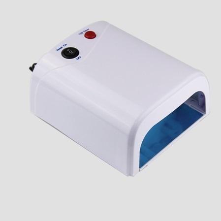 Лампа KT-818-12 мини UV для сушки гель-лака, 36 Вт