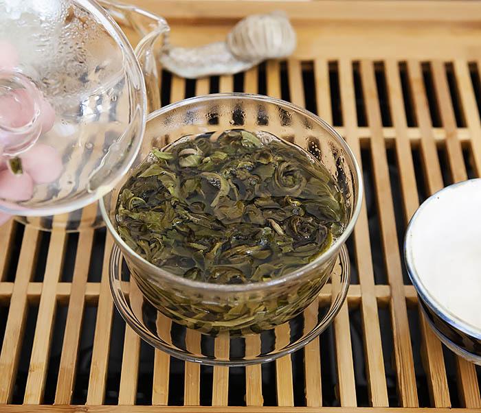TEA-CH126 Китайский чай «Жасминовые Жемчужины Дракона» (Моли Лун Чжу, 50 гр) фото 18