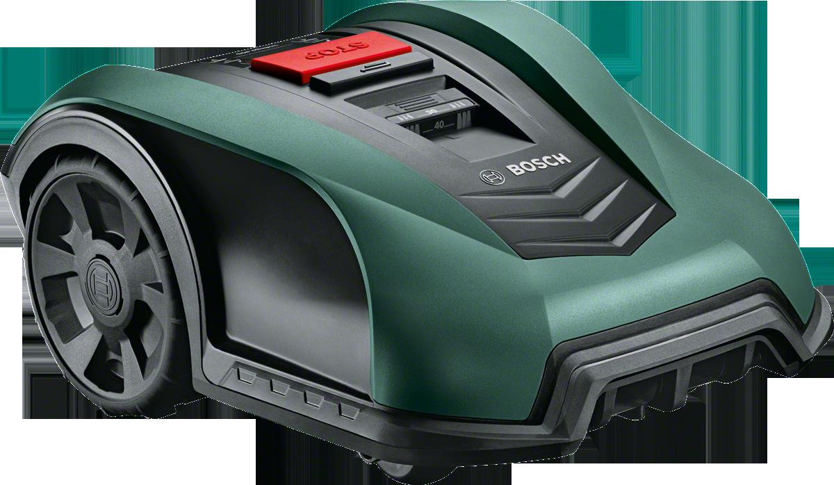 Автоматизированная газонокосилка Indego S+ 400 от Bosch