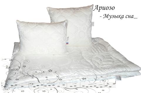 Одеяло Коллекции Ариозо зимнее TENCEL Премиум.