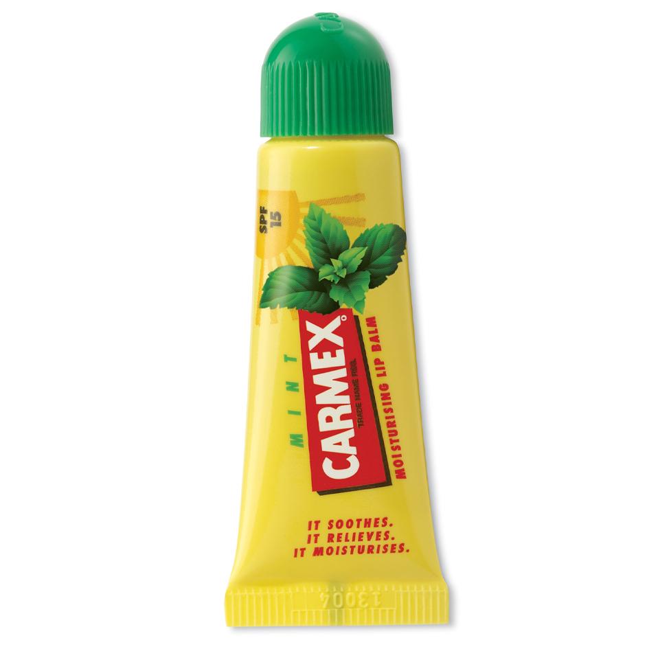 Carmex Mint в тубе мята