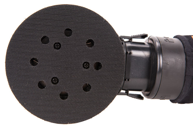 Орбитальная шлифовальная машина WORX WX652.1, 125мм, 300Вт
