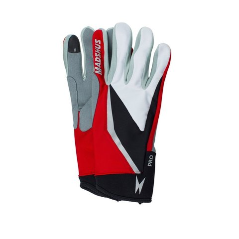 Перчатки лыжные Madshus Pro Glove Red