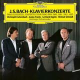 Christoph Eschenbach, Justus Frantz, Gerhard Oppitz, Helmut Schmidt, Hamburger Philharmoniker / J.S.Bach: Piano Concertos (LP)
