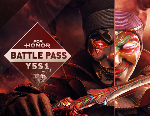 For Honor Y5S1 Battle Pass (для ПК, цифровой ключ)