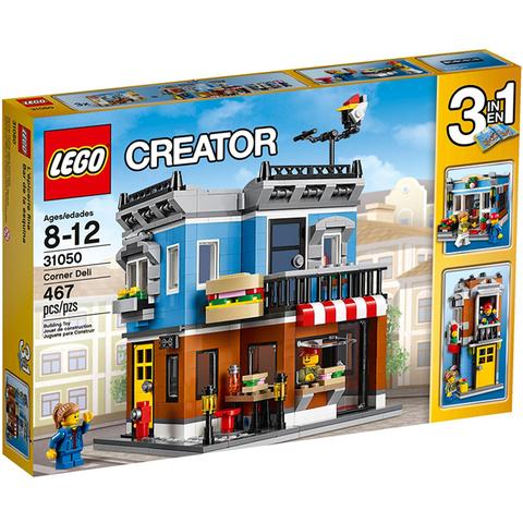 LEGO Creator: Магазинчик на углу 31050 — Corner Deli — Лего Креатор Создатель