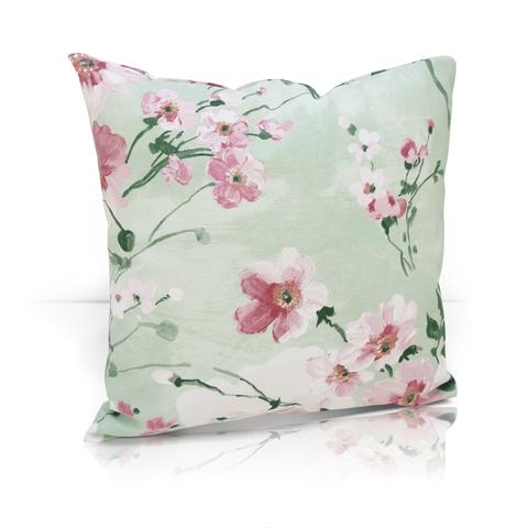 Подушка декоративная Натюрель зеленый