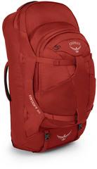 Сумка-рюкзак Osprey Farpoint 55 Jasper Red