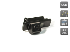 Камера заднего вида для Nissan Qashqai Avis AVS326CPR (#063)