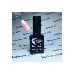 Bagheera Nails BN-87 тёплый розовый оттенок гель-лак 10 мл