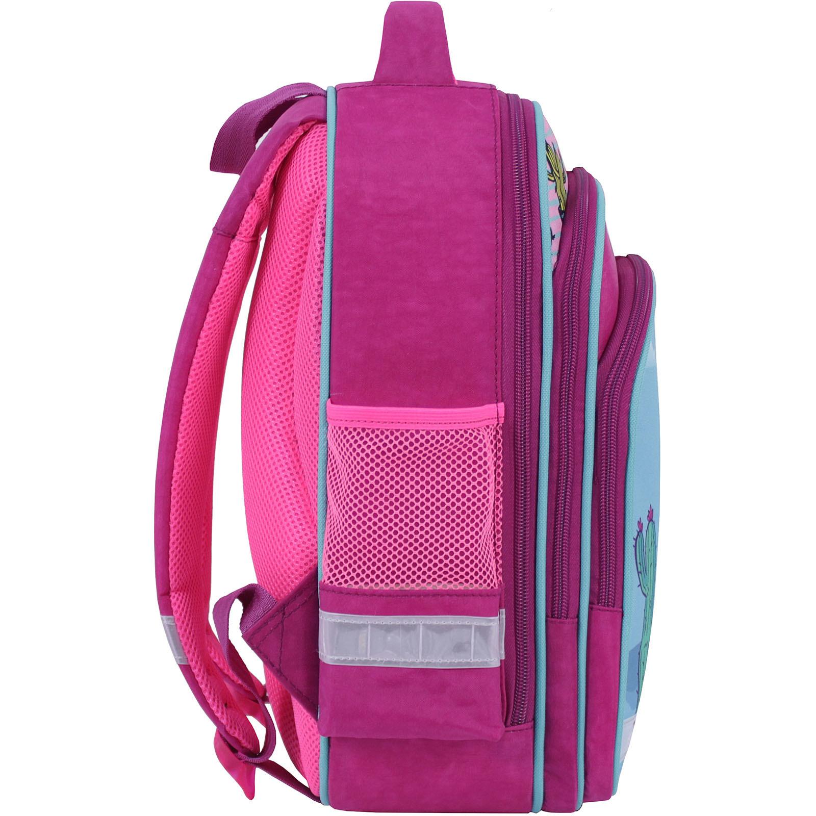 Рюкзак школьный Bagland Mouse 143 малиновый 617 (0051370) фото 2