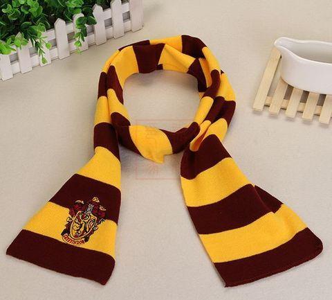 Şarf  Harry Potter (sarı-qırmızı)