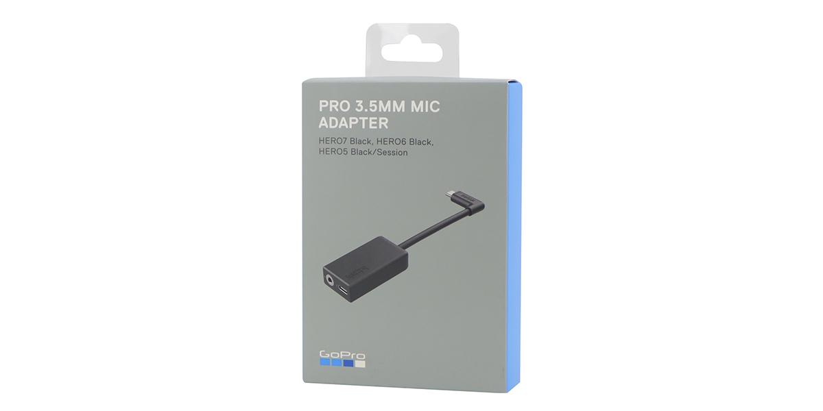 Адаптер для микрофона GoPro 3.5mm Mic Adapter