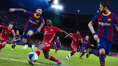 eFootball PES 2021 Season Update (PS4, русские субтитры)