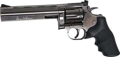 Револьвер пневматический Dan Wesson 715 6 пулевой металл/матовый (артикул 18193)