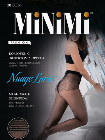 Колготки Nuage Lurex 20 Minimi
