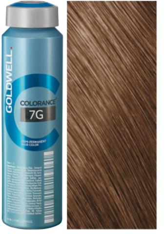 Goldwell Colorance 7G лесной орех 120 мл